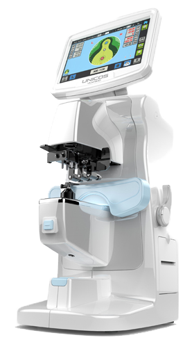 Auto Lensometer – ULM-800F (Full option , with PD and UV Function)